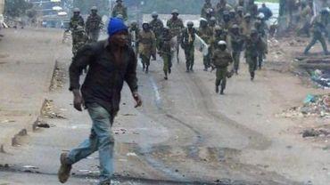 Au total, 17 personnes ont été tuées depuis les élections générales organisées mardi.