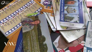 Pourquoi tant de tracts personnalisés cette année en Wallonie? A cause d'une nouveauté