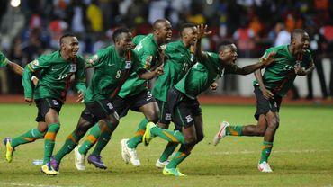 La Zambie s'impose à la CAN