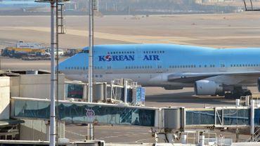 La fille du patron de Korean Air démissionne après son esclandre