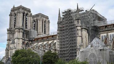 """Notre-Dame de Paris: début des travaux de reconstruction """"en janvier 2021"""""""