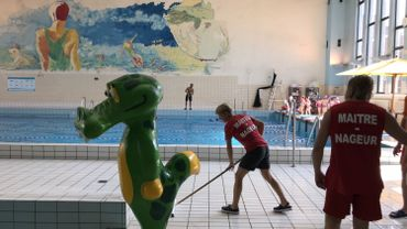 Seule la piscine de Salzinnes reste ouverte à Namur