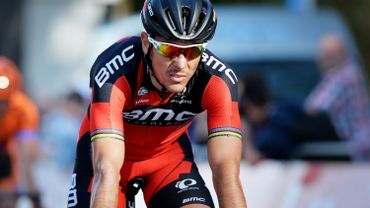Cyclisme: Philippe Gilbert