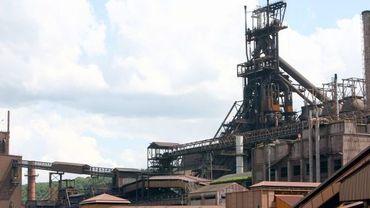 Les installations d'ArcelorMittal à Seraing.