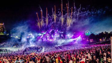 Un partenaire étranger du festival Tomorrowland au bord de la faillite