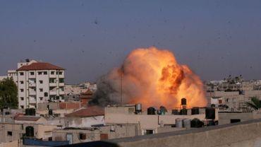 """Gaza: le Hamas annonce un cessez-le-feu """"illimité"""" avec Israël"""
