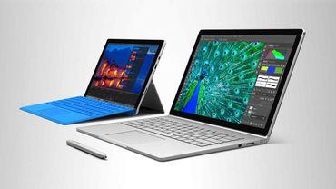 Selon une étude, les ordinateurs portables de Microsoft ne seraient pas très fiables