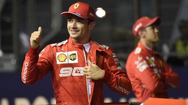 """Leclerc : """"L'équipe a fait un travail énorme"""""""