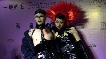 Le voguing, la danse LGBTQ qui fait divaguer la jeunesse chinoise.