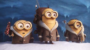 """Depuis leur apparition sur la Terre, les """"Minions"""" cherchent un puissant maître à servir"""