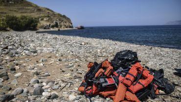 Deux enfants migrants morts en mer Méditerranée, des disparus