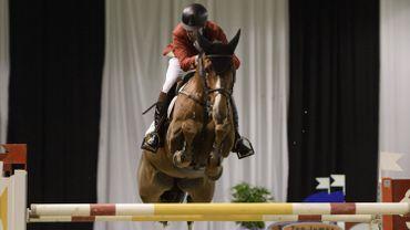 Equitation: Jos Lansink 9e au Jumping de Francfort