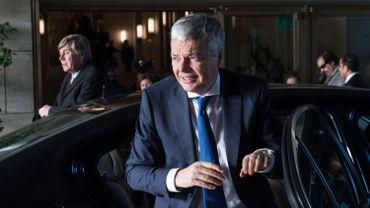 Didier Reynders représente la Belgique à la réunion de Rome