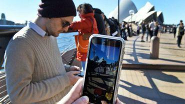 Attention, chasser le Pokemon à Sydney (hors Europe) n'est pas couvert par la gratuité du roaming.