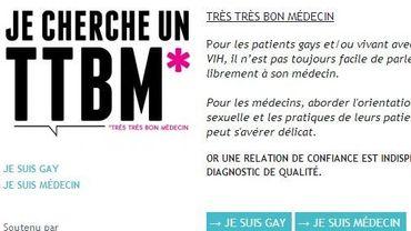 Un label pour de meilleures relations entre les patients gays et leurs médecins
