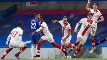 Vestergaard permet à Southampton d'arracher un point sur la pelouse de Chelsea.