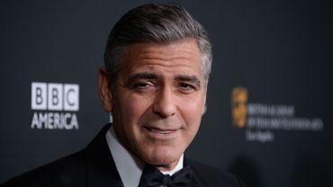 """George Clooney tourne actuellement pour les frères Coen """"Hail, Caesar!"""""""