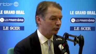 """Philippe Lamberts (Ecolo) pas opposé à """"une dégressivité de l'indexation"""""""