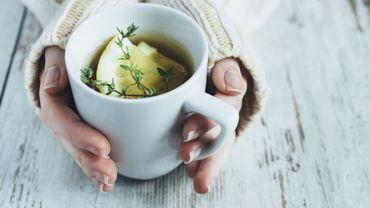 Le thé pour faire face à l'hiver