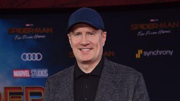 Kevin Feige a rejoint la société Marvel en 2007, soit deux ans avant l'acquisition par Disney.