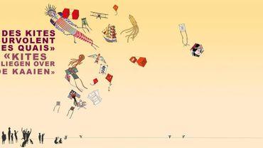 Les 22 et 23 septembre, les Cerfs-volants survoleront les quais de Bruxelles