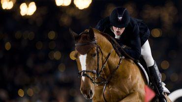 Jos Verlooy obtient la médaille de Bronze en jumping à Rotterdam