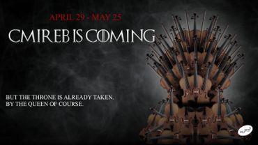 CMIREB Violin is Coming