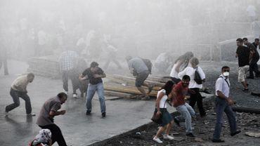Turquie: la police a repris le contrôle de la place Taksim d'Istanbul
