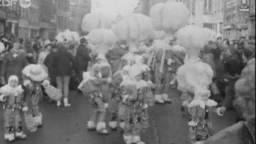 Plongée dans nos archives: gilles et confettis, c'est le carnaval