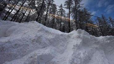 Suisse: deux randonneurs emportés par une avalanche
