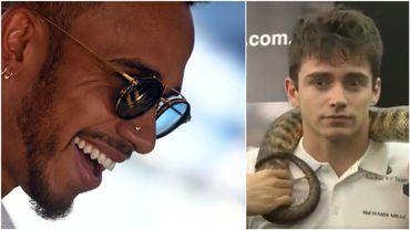 Les pancakes d'Hamilton, le GP le plus court de l'histoire, le serpent de Leclerc… La F1 en Australie