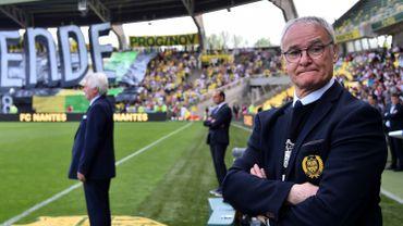 Claudio Ranieri quitte le FC Nantes après une saison