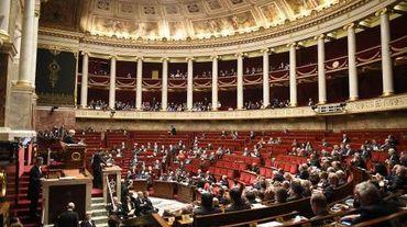 L'Assemblée nationale, le 17 février 2015