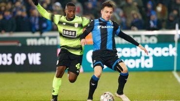 Le FC Bruges poursuivi pour des cris racistes lors de son duel face au Standard
