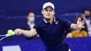 David Goffin finit 2020 en 15e position du classement ATP, Medvedev conforte sa 4e place