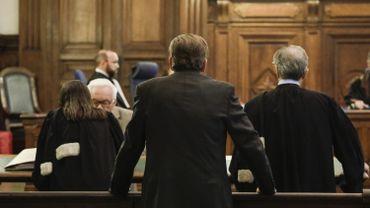 Une audience du tribunal correctionnel de Bruxelles