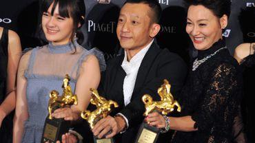 """Le thriller du réalisateur taïwanais Yang Ya-che, """"The Bold, the Corrupt, and the Beautiful"""" remporte le prix du meilleur film et deux prix d'interprétation."""
