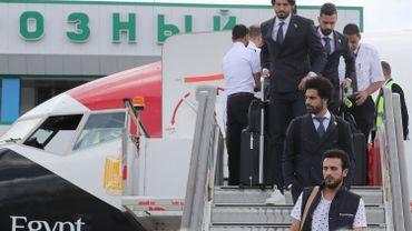Les Pharaons de Salah sont arrivés à Grozny