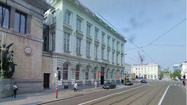 Le Musée des Beaux Arts à Bruxelles