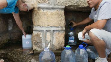 L'eau se raréfie dangereusement en Afrique du Sud