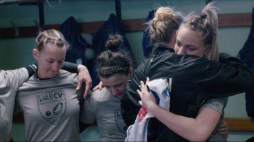 """Les filles du club de rugby de Lille (LMRCV) sont à l'honneur, dans la websérie """"Putain de nanas"""""""