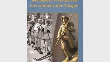 """Guide Michelin """"Les Combats des Vosges"""""""