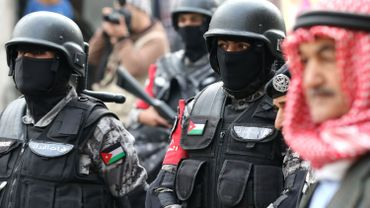 """Pendaison en Jordanie de 15 """"terroristes et criminels"""""""
