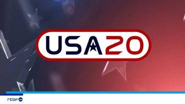 L'œil de Mehdi Kehlfat: le succès du vote anticipé pour les élections US 2020