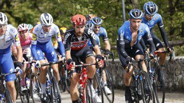 """Thomas De Gendt et l'immense malaise au Giro : """"l'organisation nous cache des choses"""""""