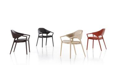 Les plus beaux fauteuils du salon du meuble de Milan