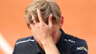 """Goffin: """"Je pense que j'ai laissé trop d'énergie mentale sur le court hier"""""""