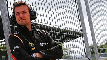 Lotus n'a pas de place pour Palmer l'an prochain