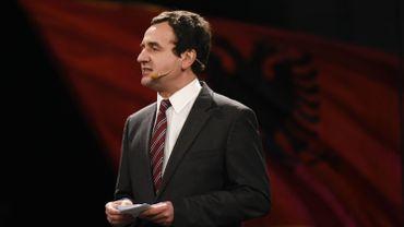La coalition gouvernementale dirigée par le Premier ministre Albin Kurti est tombée.