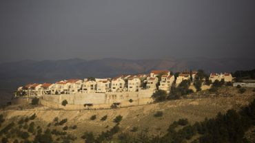 """Conflit israélo-palestinien: plus de 1000 élus européens demandent d'""""empêcher"""" une annexion israélienne"""